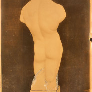 TORSO OF ATLAS – PLASTER